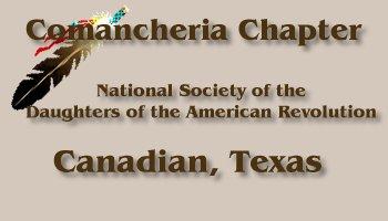Comancheria Chapter Nsdar Canadian Tx